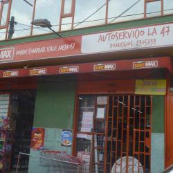 Autoservicio La  47 en Bogotá