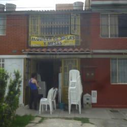 Alquiler de Sillas en Bogotá