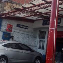 Servilubricantes Kenwoor en Bogotá
