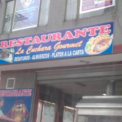 Restaurante La Cuchara Gourmet en Bogotá