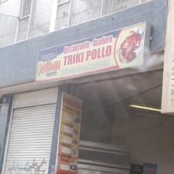 Restaurante Asadero Triki pollo en Bogotá