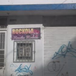 Rockola Bar Rumba Morena en Bogotá