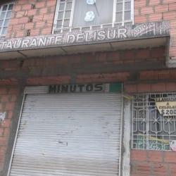 Restaurante Delisur en Bogotá
