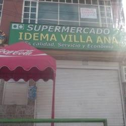 Supermercado Idema Villa Ana en Bogotá