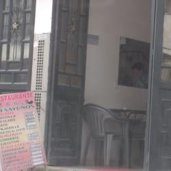 Restaurante Mi Ruby en Bogotá