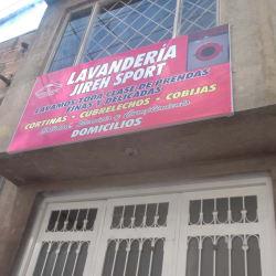 Lavanderia Jireh Sport en Bogotá