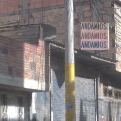 Andamios Carrera 140 en Bogotá
