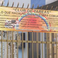 Club de Tareas en Bogotá