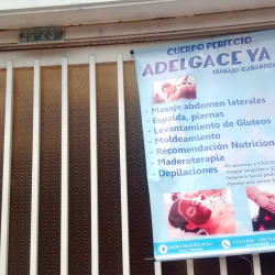 Cuerpo Perfecto Adelgace Ya en Bogotá