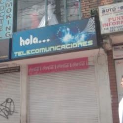 Hola Telecomunicaiones en Bogotá
