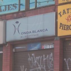 Honda Blanca en Bogotá