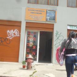 Divisiones Para Baño en Vidrio Templado en Bogotá