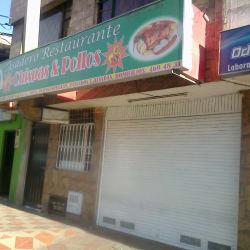 Asadero Restaurante Chispas & Pollos  en Bogotá