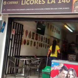 Licores La 140  en Bogotá