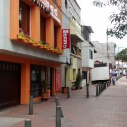 Mango Charanga en Bogotá
