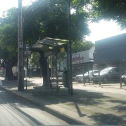 Paradero Transantiago PC231 en Santiago