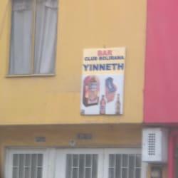 Bar Club Bolirana Yinneth en Bogotá