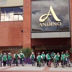 Centro Comercial Andino  en Bogotá