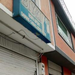 Biyel en Bogotá