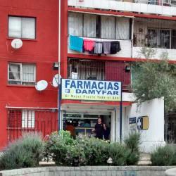 Farmacias Damyfar - Río Petorca en Santiago