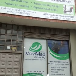 Movimed Consulting  en Bogotá