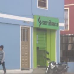 Cajero Servibanca Calle 142 en Bogotá