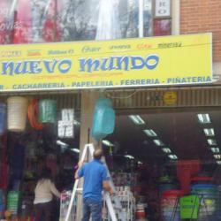 Nuevo Mundo en Bogotá