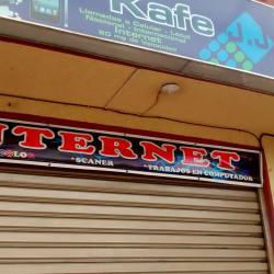 Ciber Kafe J.J en Bogotá