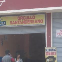 Orgullo Santandereano en Bogotá