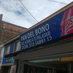 Pan del Bono Calle 145 en Bogotá
