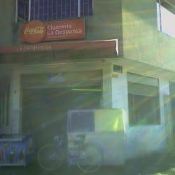 Cigarrería La Despensa en Bogotá