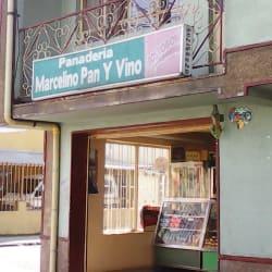 Panaderia Marcelino Pan y Vino en Bogotá