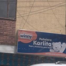 Pañalera Karlita en Bogotá
