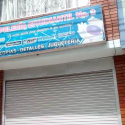 Papelería Estudiantil N 2  en Bogotá