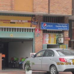 Cigarreria Nevada Del Norte en Bogotá