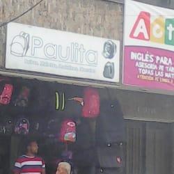 Paulita en Bogotá