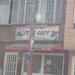Peluquería Canina Pets shop  en Bogotá