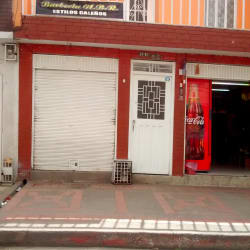 Barberia U.B.R Estilos Caleños en Bogotá