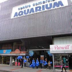 Centro Comercial Aquarium en Bogotá