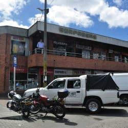 Centro Comercial Sorpresas en Bogotá