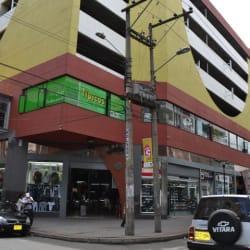 Centro Comercial San José Plaza en Bogotá
