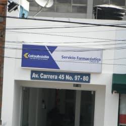 Colsubsidio Calle 97 en Bogotá