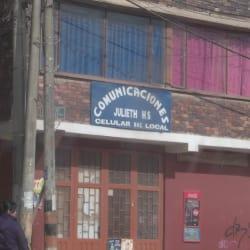 Comunicaciones Julieth H.S en Bogotá
