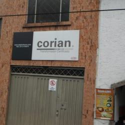 Corian en Bogotá