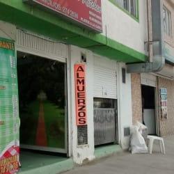 Restaurante Lucero's Kitchen en Bogotá