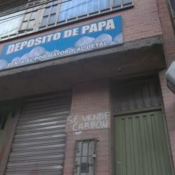 Deposito de Papa Calle 132D en Bogotá