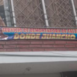 Remontadora De Calzado Donde Juancho en Bogotá