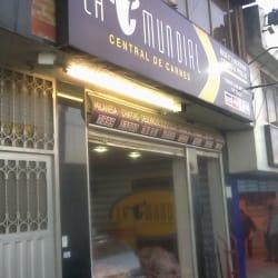 La mundial en Bogotá