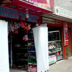 Distribuidora de Productos y Accesorios de Belleza Fucsia en Bogotá