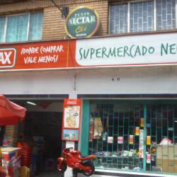 Supermercado Necafam en Bogotá